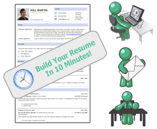 Build your job resume today with our free tool